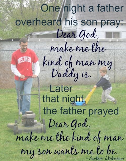 9 of the Best Fathers Day Quotes - Prayers