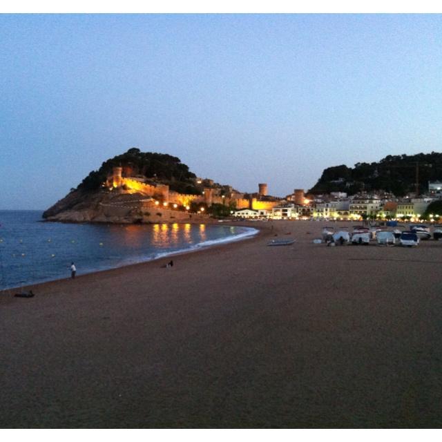 Tossa de Mar, where I'm going on holiday in September!