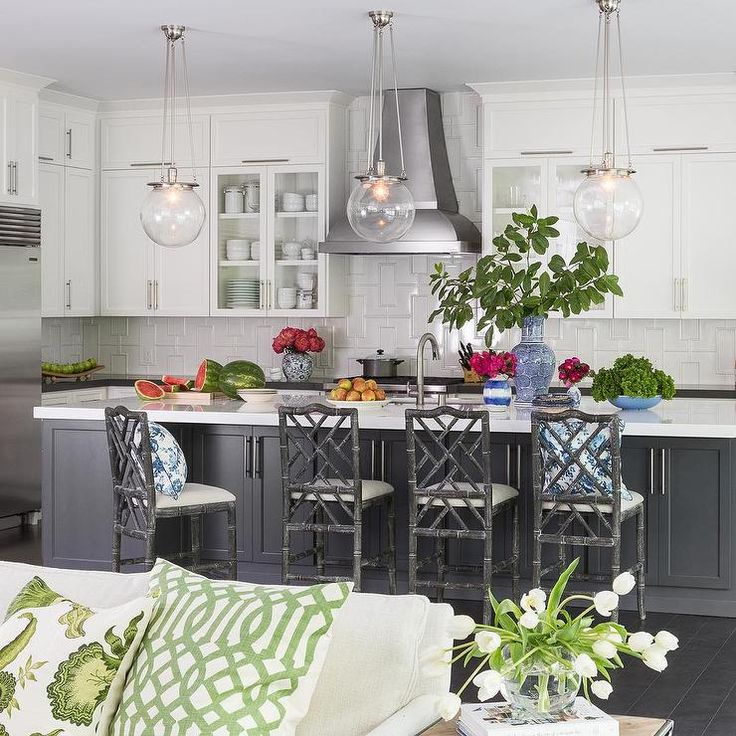 Grey Kitchen Pinterest: 25+ Best Gray Island Ideas On Pinterest