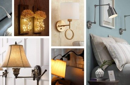 25 Awesome Wall Light Ideas to Brighten Up Your Ro…