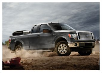 Ford Motor Company is organizing the 2012 Ford Tough Truck Sweepstakes and is giving away the chance to win a brand new 2013 Ford F-150 XLT car!