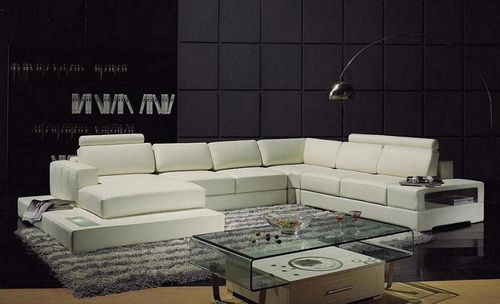 minimalist large sectional sofas white Extra Large Sectional Sofas