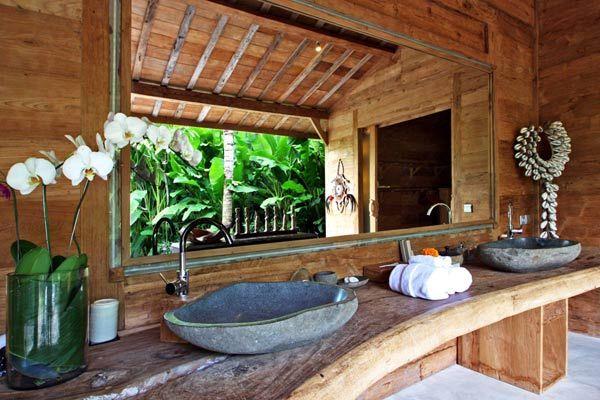 Cores da Casa: Decoração: 30 cubas e bancadas de banheiro para inspirar!