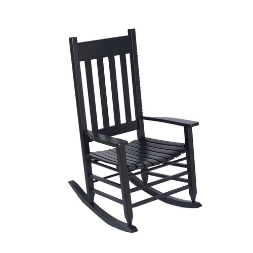black outdoor rocking chair lowes $99 Home Sweet Home