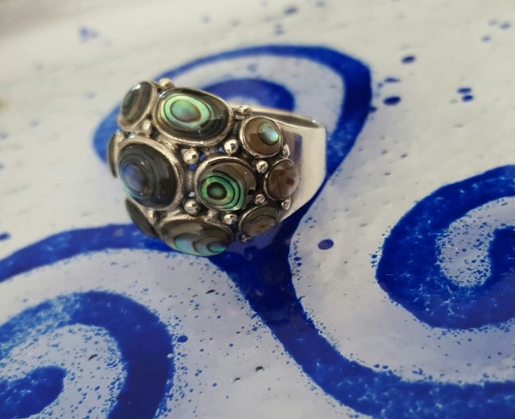 Ring Abalone multi