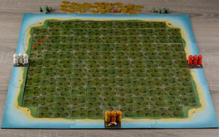 Настольная игра Шакал: Остров Сокровищ купить можно тут - Мосигра