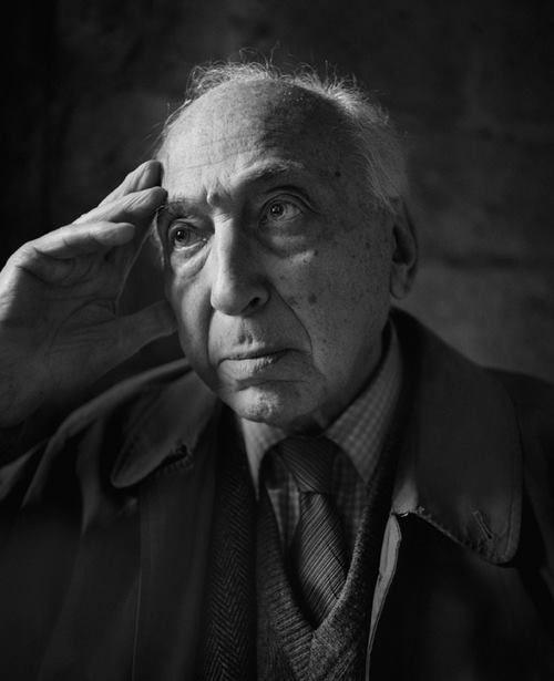 Michael Somoroff - André Kertész, Paris, 1982
