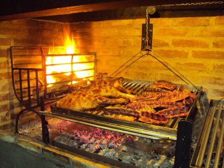 Grelha uruguaia (parrilla) - Cachoeirinha - Móveis - produtos