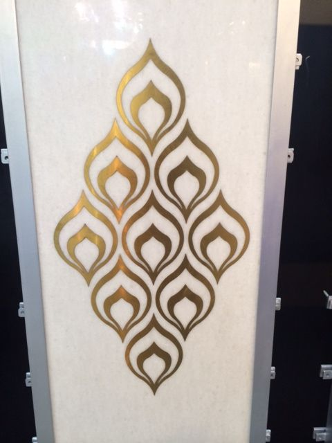 The Studio Harrods visits Index UAE - Taj Marble and Granite