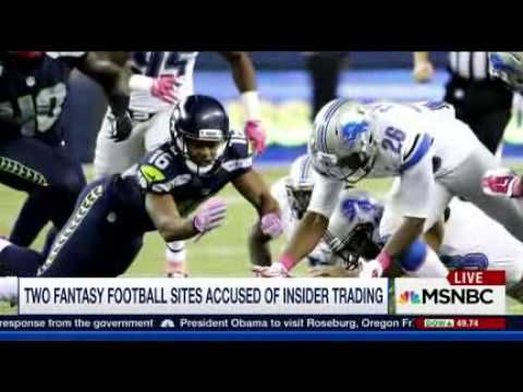 Fantasy football rocked by scandal