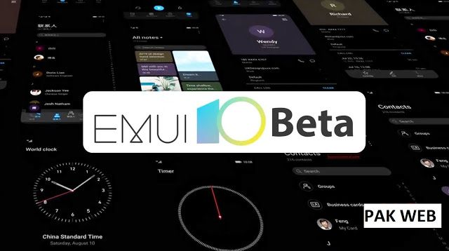 Emui 10 Beta Update Is Now Available To Download For Those Huawei P30 Series Users Who Successfully Registered For The Be App Login Smartphone Cell Phone Service