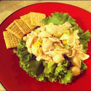 Na-vigating a Cl-uttered K-itchen: Tuna Noodle Salad