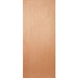Wickes Lisburn Internal Fire Door Ply Veneer Flush 1981x762mm