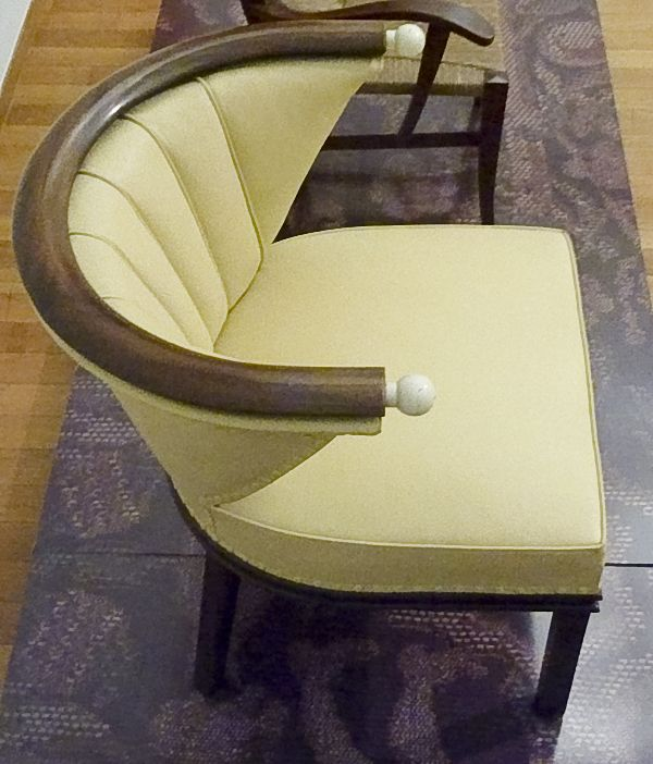Prototype Chair for Royal Dutch Shell by J.J.P. Oud
