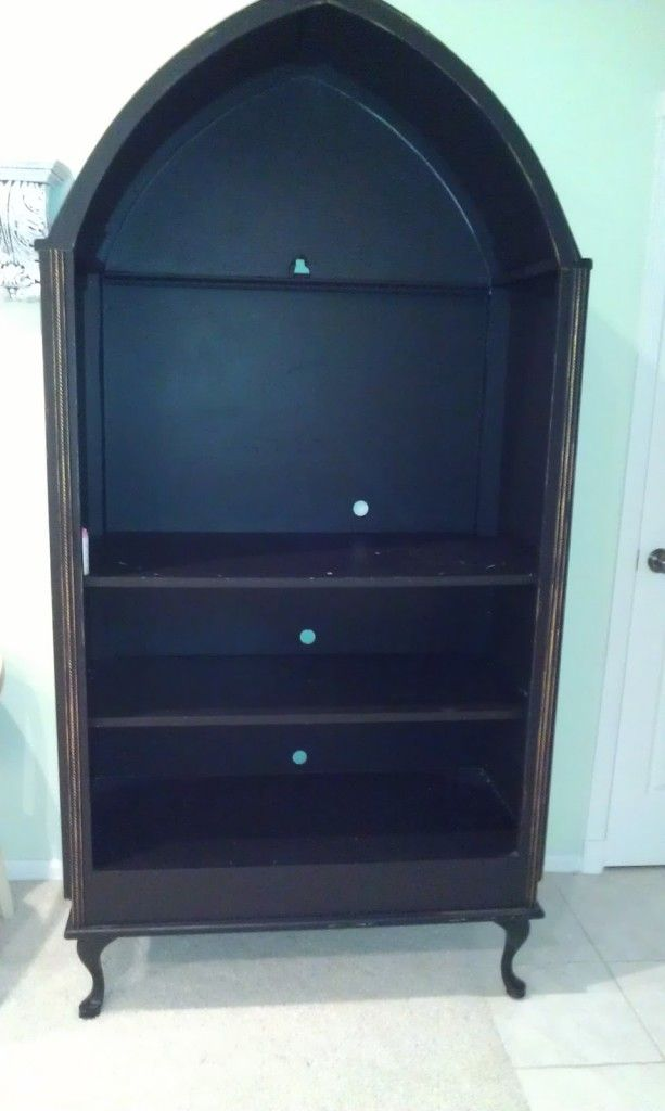 Amazing Armoire Makeover Furniture And House Decor