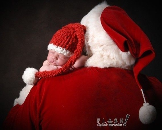 For next Christmas with Grandpa John and new baby! @Kaylee Score McCullough Christmas baby by ForeverHandmade via Etsy