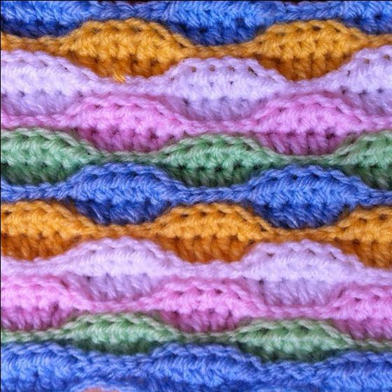 1000 id es sur le th me crochet en relief sur pinterest point de crochet en relief motif. Black Bedroom Furniture Sets. Home Design Ideas