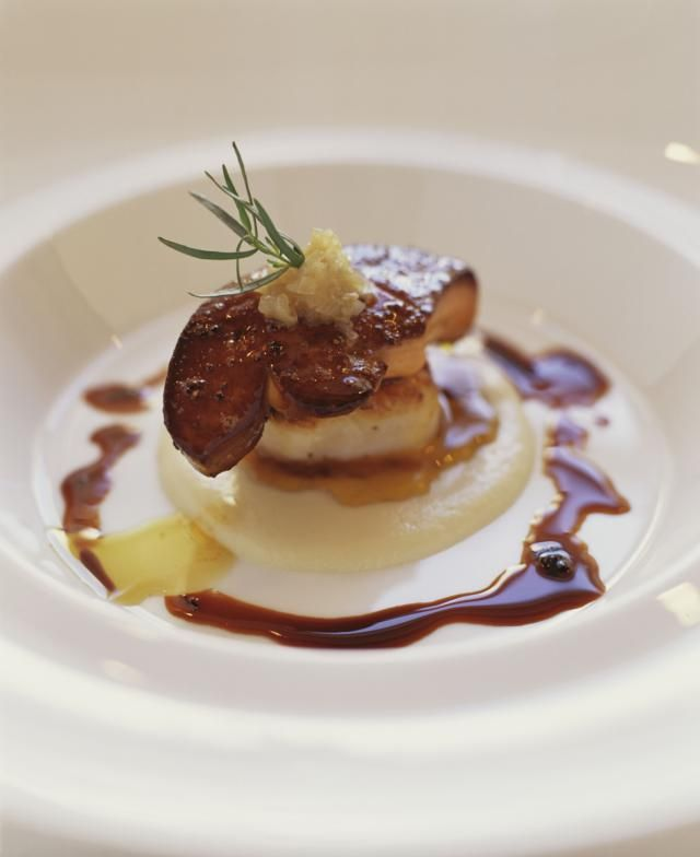 Sauteed Scallops With Asparagus Make Elegant Dish | Recipe ...