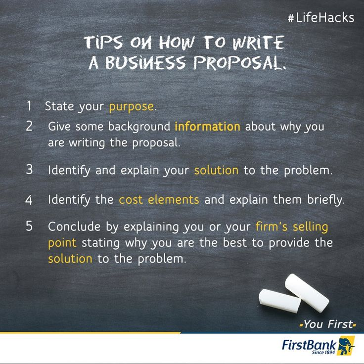 The 25+ best Writing a business proposal ideas on Pinterest How - business proposal template