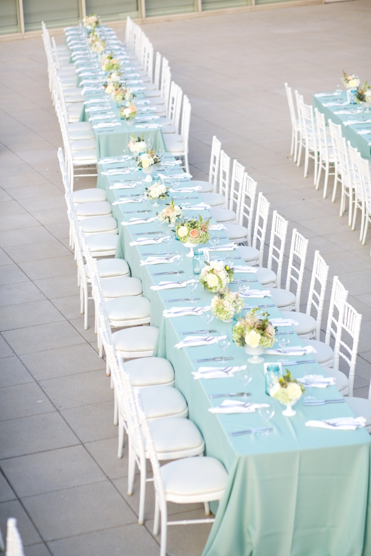 714 Best Mint Green Weddings Images On Pinterest