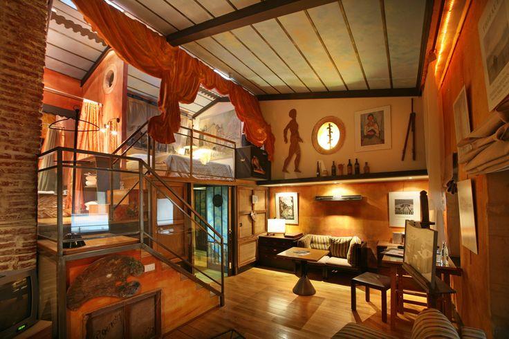 Inspiration photo mariage et boudoir Suite Junior - Hotel romantique Lyon - Cour des Loges : Hotel 5 étoiles Lyon