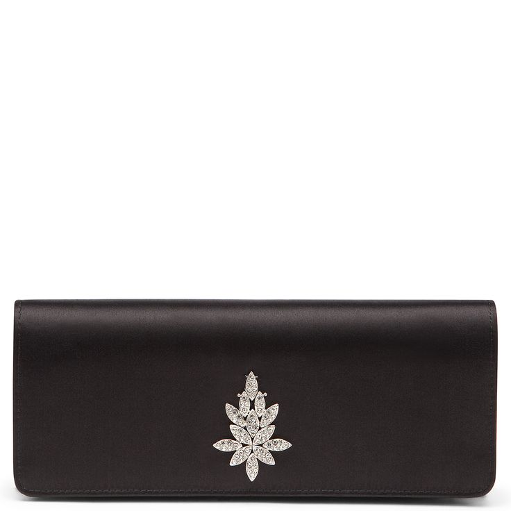 Giuseppe Zanotti Design mini logo emebllished clutch New Arrival Online 1wxt6ewgm7