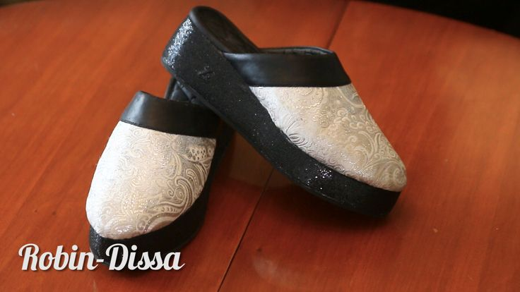Robin-Dissa™ Slipper ($99.00) : The Zsa Zsa Slipper represents glamorous and sexy but holds true to comfort. Featuring a 2-inch wedge heel including a patented design of interior serpentine memory foam weaving up and down to give you extra comfort and height, giving a feeling that there is a mattress under your feet.