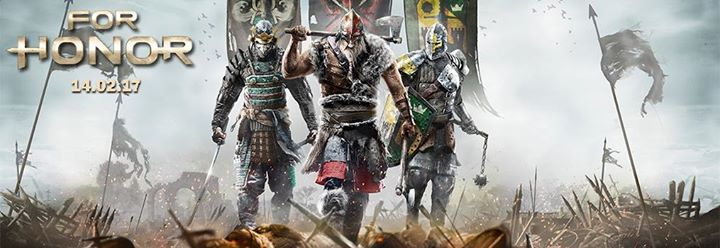 www.gamestation.gr  For Honor  PS4 / Xbox One  Κυκλοφορεί 14 Φεβρουαρίου 2017, διαθέσιμο για προπαραγγελία.  http://www.gamestation.gr/el/?subcats=Y&status=A&pshort=N&pfull=N&pname=Y&pkeywords=N&search_performed=Y&q=For+Honor&dispatch=products.search #fashion #style #stylish #love #me #cute #photooftheday #nails #hair #beauty #beautiful #design #model #dress #shoes #heels #styles #outfit #purse #jewelry #shopping #glam #cheerfriends #bestfriends #cheer #friends #indianapolis #cheerleader…