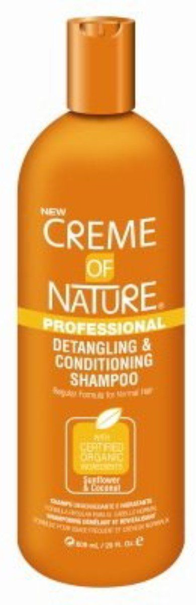 Creme of Nature Professional Detangling and Conditioning Shampoo, 20 oz (Pack of 3) * You can find more details by visiting the image link.
