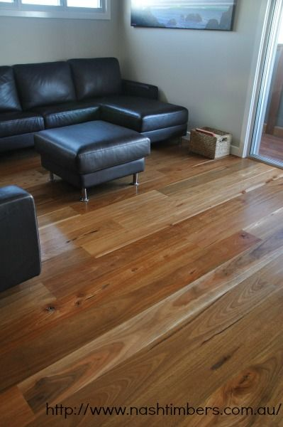 Rustic Spotted Gum Flooring 180mm x 21mm