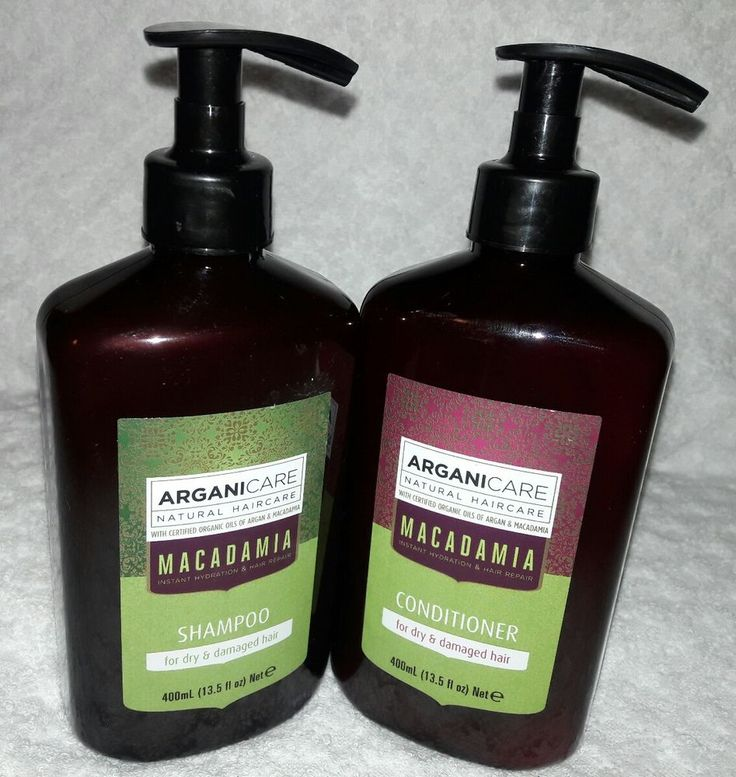 Arganicare Macadamia Shampoo and Conditioner 13.5 oz Each | Health & Beauty, Hair Care & Styling, Shampoos & Conditioners | eBay!