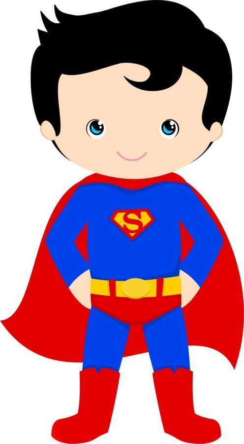 superman birthday clipart - photo #9