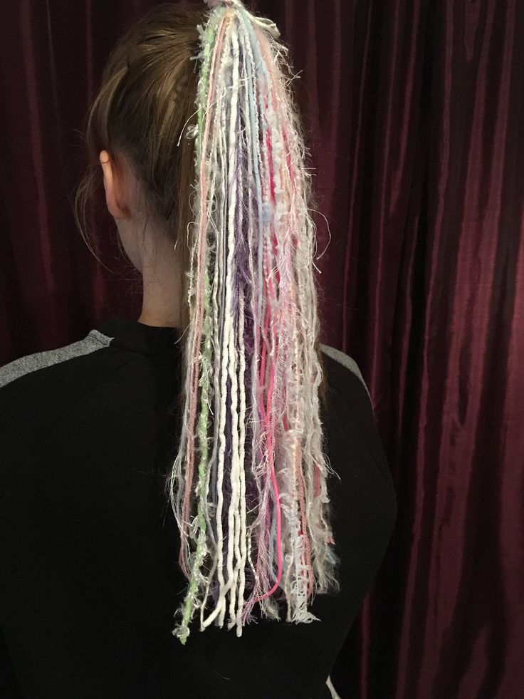 Be a unicorn! A personal favourite from my Etsy shop https://www.etsy.com/uk/listing/545905398/hairbandshairties-unicorn-flamingo