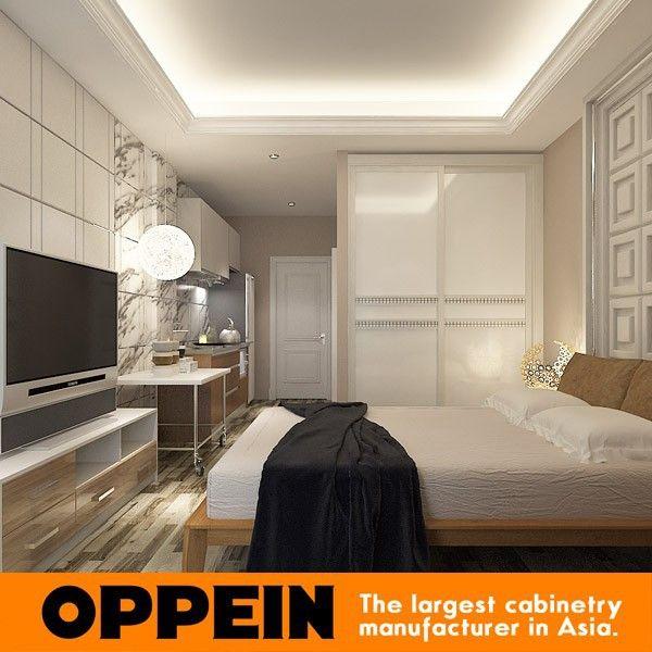 2015 Personnalisé L'économie Hôtel Confort Moderne Deisgn Hôtel Meubles Lit, garde-robe, table de chevet, meuble TÉLÉ, toilettes, baignoire