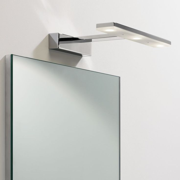 Bathroom Mirror Chrome 59 best bathroom mirror lights images on pinterest | bathroom
