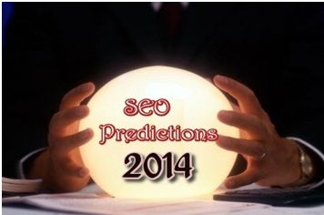"The year 2014 has just begun and internet marketers are heading upon the horizon of SEO. Last year 2013 was a bit tough for the marketers as Google came upon with the updates of the algorithm. This year also the changes are expected in SEO algorithm, but one thing will remain static –""Content is King"". In 2014, Google will play to game out the fraud ones. Some of the assumptions made for SEO in 2014 is mentioned here. Have a look below."