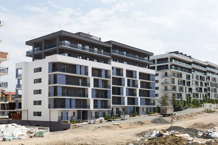Stadiu proiect iulie 2016   Sophia Residence Cluj