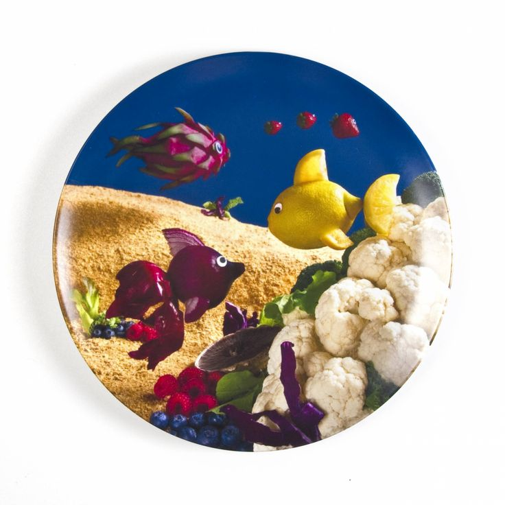 Fun Food Plates, RACHEL FROUD, New Designers One Year On http://www.artsthread.com/portfolios/funfoodplates/
