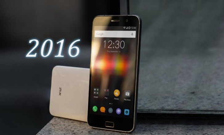 2016 Lenovo ZUK Z2 with Snapdragon 820 SoC, 4GB RAM launched