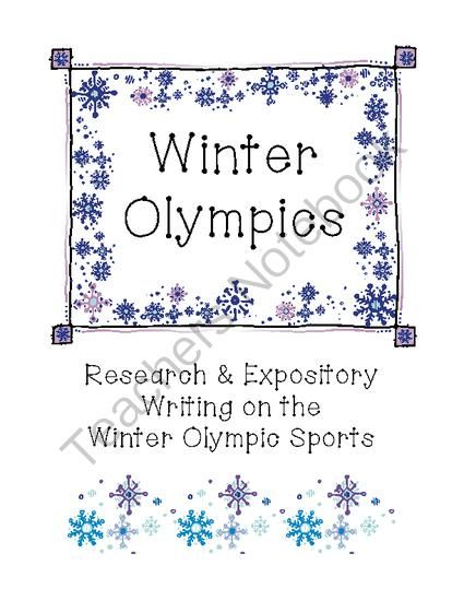 sport expository essay You may have no choice as to your topic for an expository paper about sports in  this case, don't hesitate to look through our ideas provided herein.