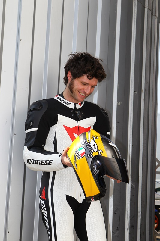Guy Martin... makes me laugh without trying