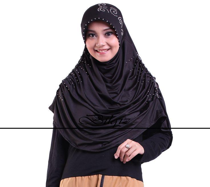Jilbab Instan Modern Terbaru Drapery JB-DR