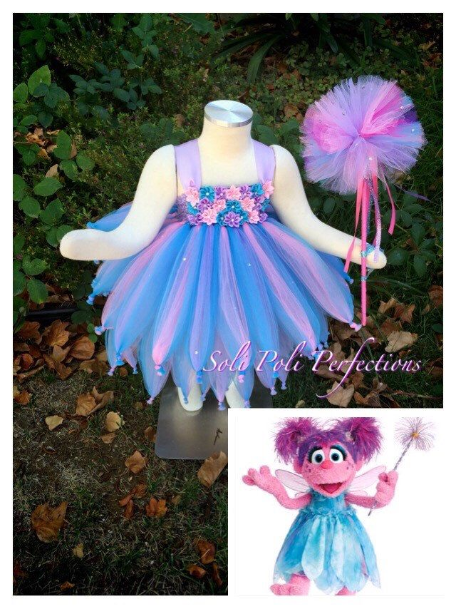 Abby Cadabby Tutu, Tutu Costume, Tutu Dress, Abby Cadabby Costume, Pink Tutu, Purple Tutu, Tutu Set, Infant Tutu, Birthday Tutu, Tutu Dress by SoliPoliPerfections on Etsy https://www.etsy.com/listing/454004272/abby-cadabby-tutu-tutu-costume-tutu