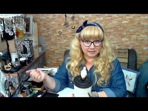 Наташа Фохтина. Пластиковая емкость, как объект декорирования. 04.07.17 - YouTube