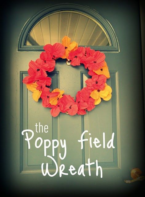 5 fabulous poppy crafts for Remembrance Day