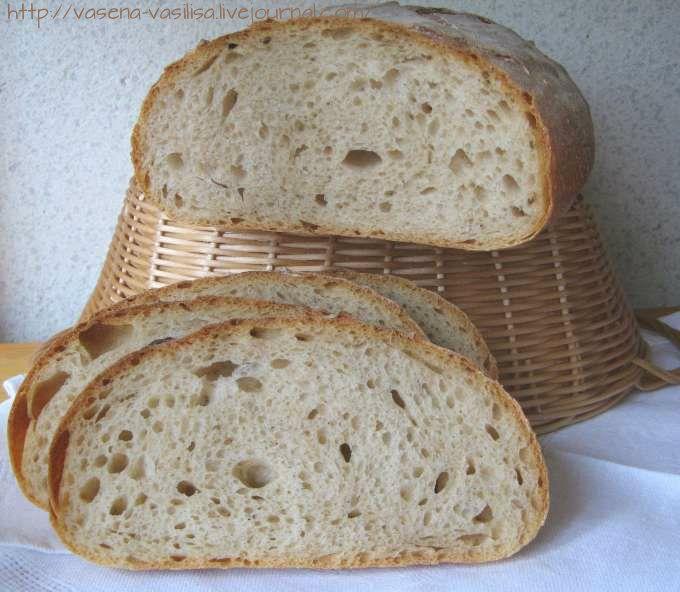 Крестьянский хлеб - Горбушка хлеба
