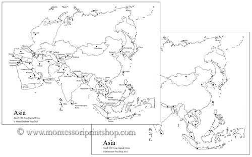Maps.com -- South East Asia Map Game
