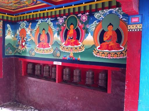 Sagarmatha Entrance