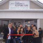 Mayor Erica Edwards attended the grand opening of Jersey Community Acupuncture on Saturday, Feb. 8 along with recently elected Freeholder, John Lanza and Executive Director of Flemington Business Improvement District, Megan Jones-Holt. Licensed acupuncturist and herbalist Nicole Maniez is...