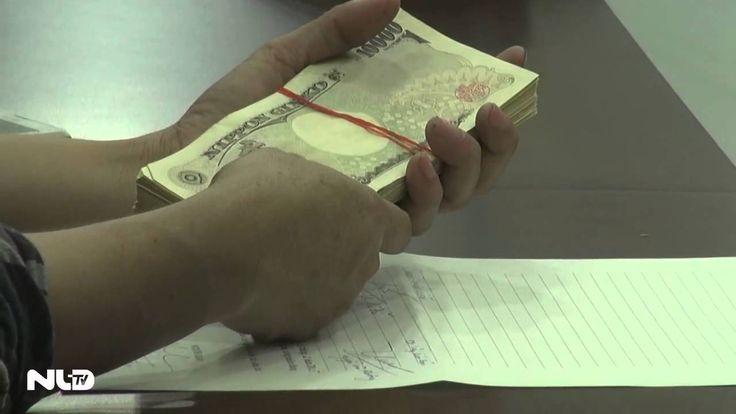► CHỊ VE CHAI đã được nhận lại số tiền 5 triệu YEN